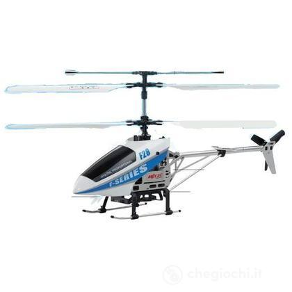 Elicottero shuttle 4 canali gyro Grigio (498718)