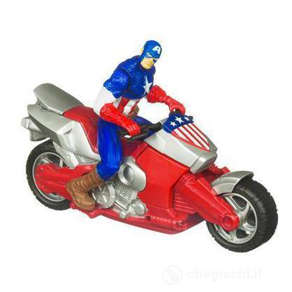 Avengers - Moto Capitan America (31699)