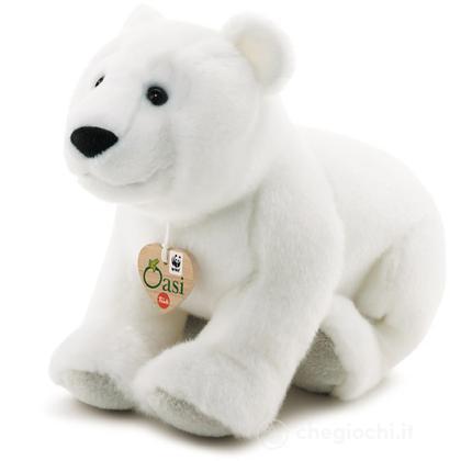Orso polare WWF Oasi medio