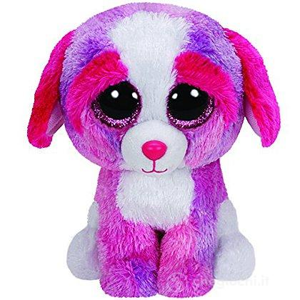 Peluche Sherbet - Cane Pink 15 cm Beanie Boo (36124)