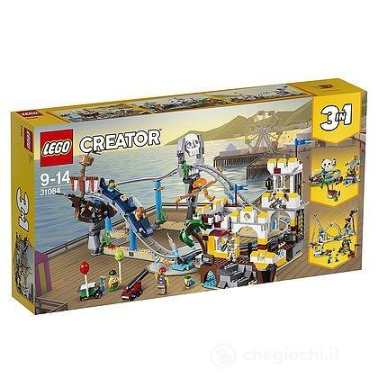 Montagne Russe dei pirati - Lego Creator (31084)