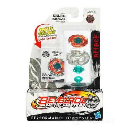 Beyblade Metal Masters - Cyclone Herculeo BB-94 105F Attack (36495)