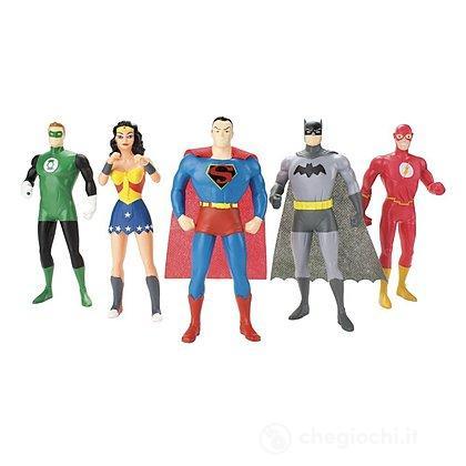 Set 5 Action Figure DC Comics (3910)