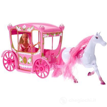 Steffy Love principessa con carrozza (105739125)
