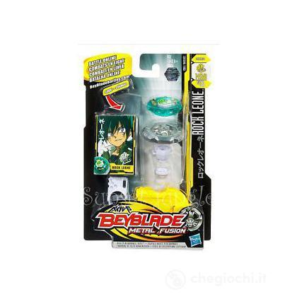 Beyblade Metal Fusion battle top super - Rock Leone
