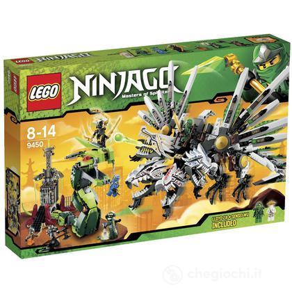 Battaglia con il dragone - Lego Ninjago (9450)