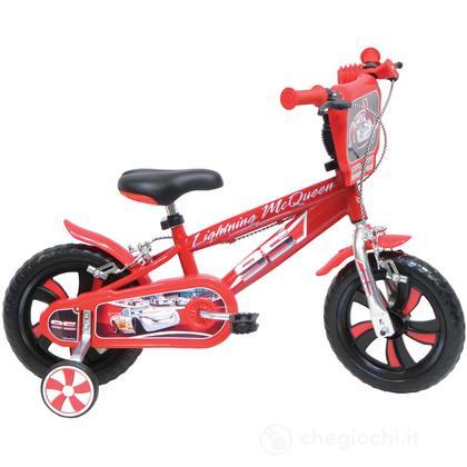 """Bicicletta Cars 10"""" EVA con freno (25126)"""