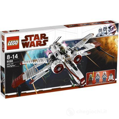 LEGO Star Wars - Arc-170 Starfighter (8088)
