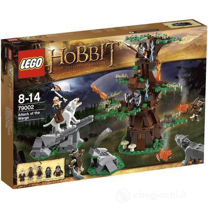 L'attacco dei Mannari - Lego Il Signore degli Anelli/Hobbit (79002)