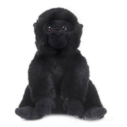 Gorilla seduto piccolo