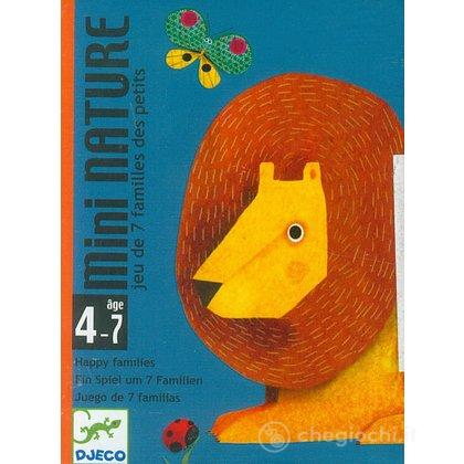 Mini Nature - Gioco di carte (DJ05128)