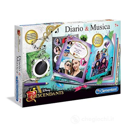 The Descendants Diario e Musica (15128)
