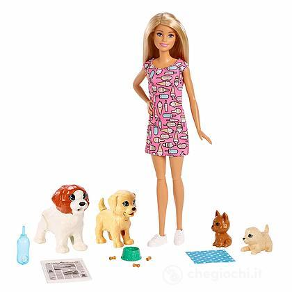 Barbie Dog Sitter (FXH08)