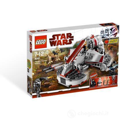 LEGO Star Wars - Republic Swamp Speeder (8091)