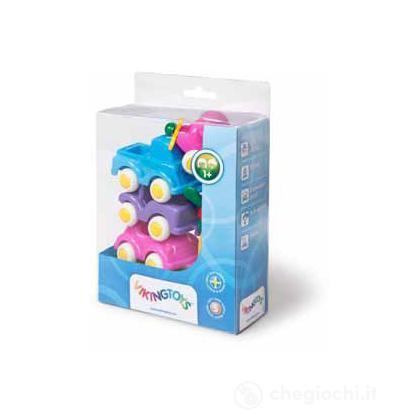 Mini chubbies - colori pastello 7 pezzi