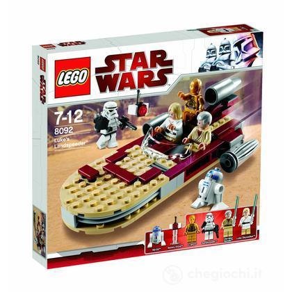 LEGO Star Wars - Il bolide di Luke (8092) (8092)
