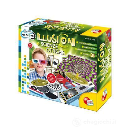 Illusioni e Scienze Ottiche (4130)
