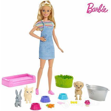 Barbie Cuccioli Cambia Colore (FXH11)