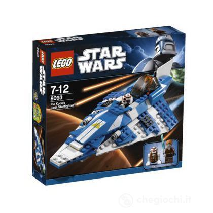 LEGO Star Wars - Plo Koon's Jedi Starfighter (8093)