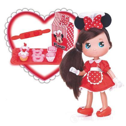 Bambola I Love Minnie pasticcera