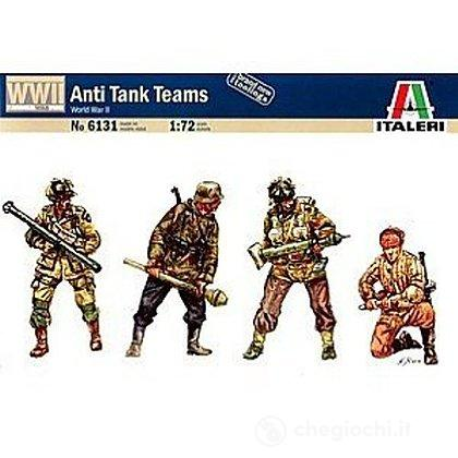 Squadra Anti- Carro Armato  2  Guerra Mondiale