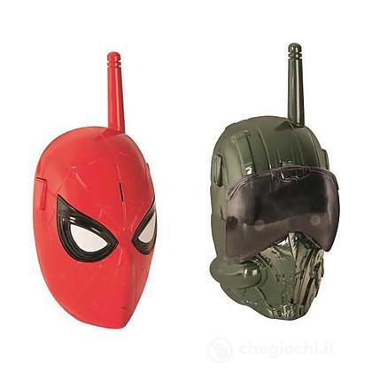 Spider-Man walkie talkie new movie (551312)