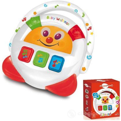 Walkman Baby con luci e suoni (BW11310)