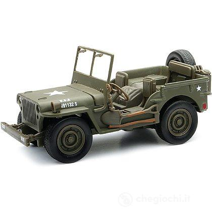 Jeep Willis scala 1:32