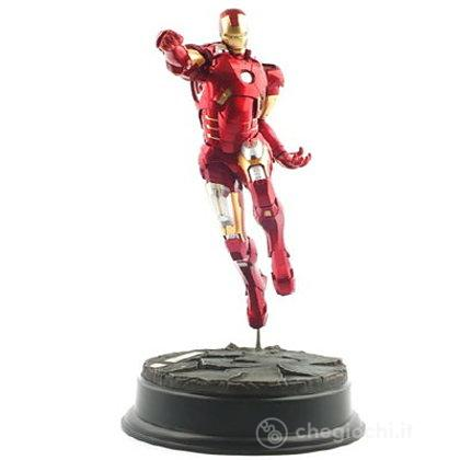 Action Hero Vignette - Iron Man 3 - Mark VII con missili (DR38134)