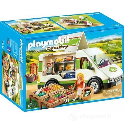 Furgone mercato bio (70134)