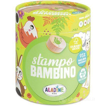 Stampo Bambino Fattoria (ALD-BA35)