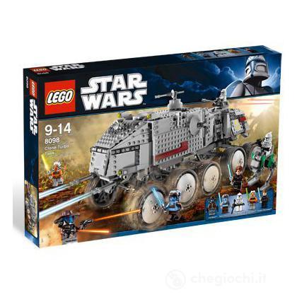 LEGO Star Wars - Clone Turbo Tank (8098)
