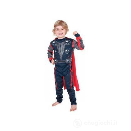 Costume Thor con muscoli taglia M