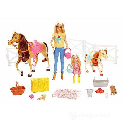 Ranch di Barbie e Chelsea (FXH15)