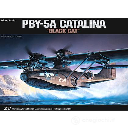 Aereo (12487) PBY-5A BLACK CATALINA. Scala 1/72 (AC12487)