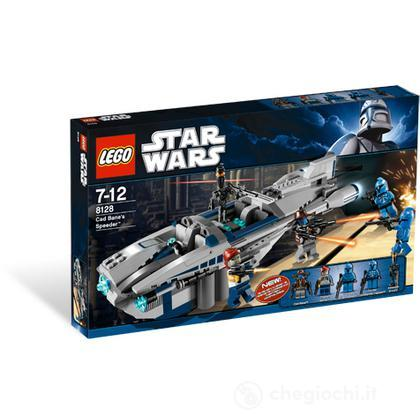 LEGO Star Wars - Cad Bane's Speeder (8128)