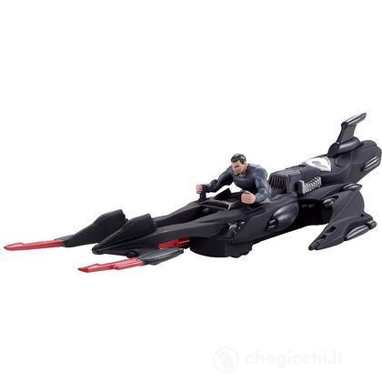 Superman stealth jet – Personaggi con velivolo Superman (Y5884)