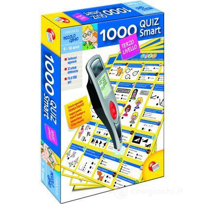 Smart Pen Quiz 3° elementare (41374)
