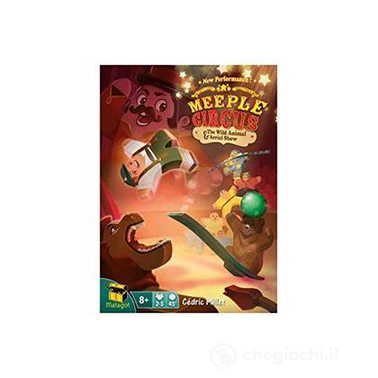 Meeple Circus: Esp. Animali Selvaggi & Acrobazie (GHE137)