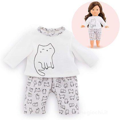 Pigiamo gatto per bambola (211380)