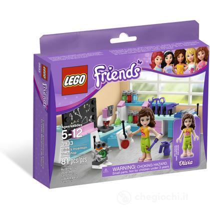 LEGO Friends - Il Laboratorio delle invenzioni di Olivia (3933)