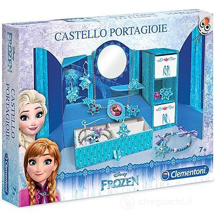 Castello portagioie Frozen