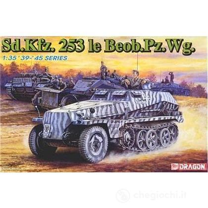 Mezzo blindato SD.KFZ 253 BEOB Pz.Wg. 1/35 (DR6140)