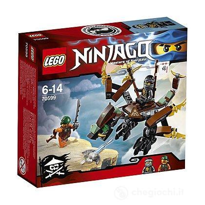 Il Dragone di Cole - Lego Ninjago (70599)
