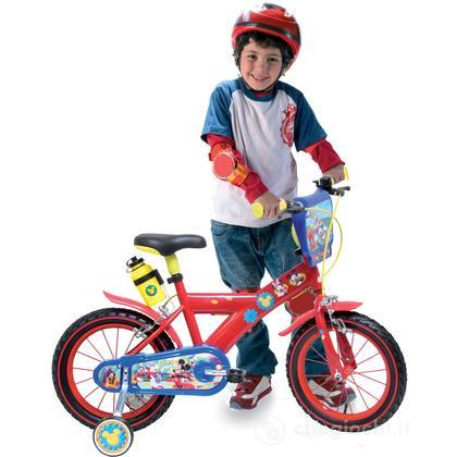 """Bicicletta Mickey Mouse 14"""" (25140)"""