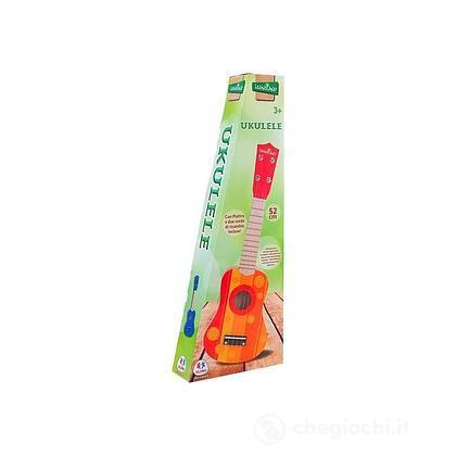 Chitarra Ukulele in legno 53 cm 4 Corde