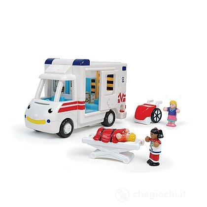 Ambulanza Robin's medical rescue (10141)