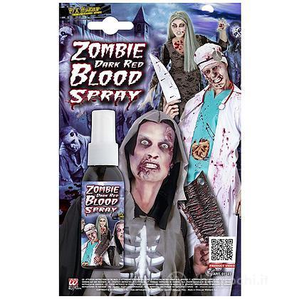 Spray Sangue Zombie Rosso Scuro 48 Ml