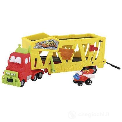 Trash Pack Camion con Veicolo