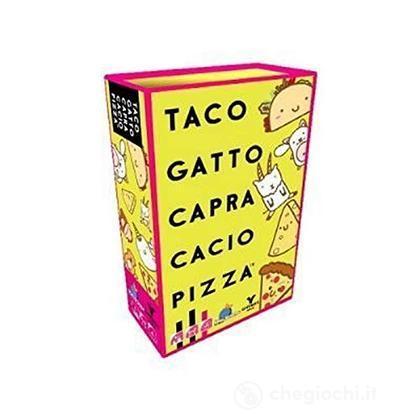 Taco Gatto Capra Cacio Pizza (GHE141)